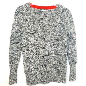 J.CREW Merino Wool Boyfriend Sweater Cardigan